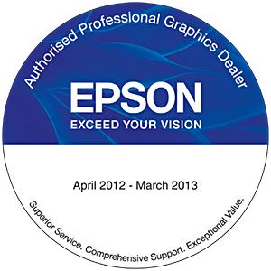 Epson Authorised Dealer Logo