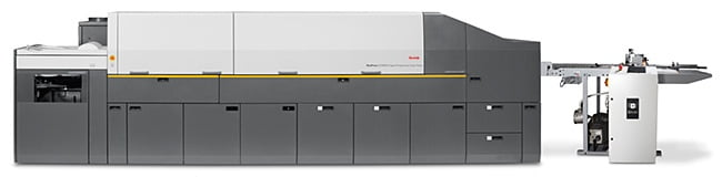 Kodak NexPress SX Digital Production Colour Platform